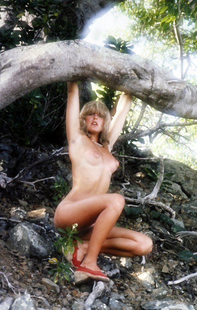 Jane Hargrave 1975 35mm By Bob Guccione