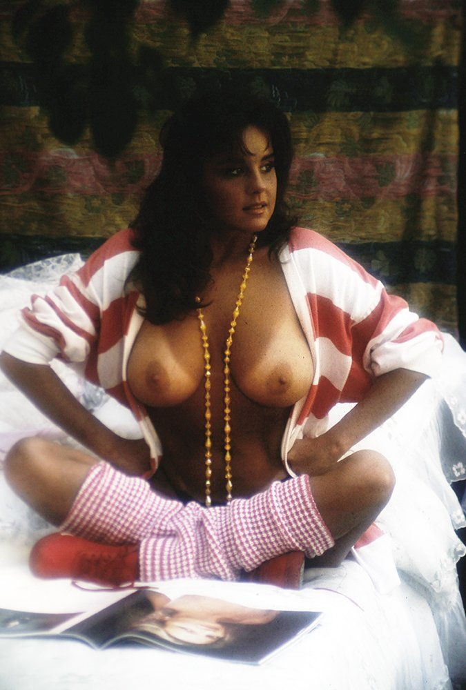 Mindy Farrar 1987 35mm By Bob Guccione