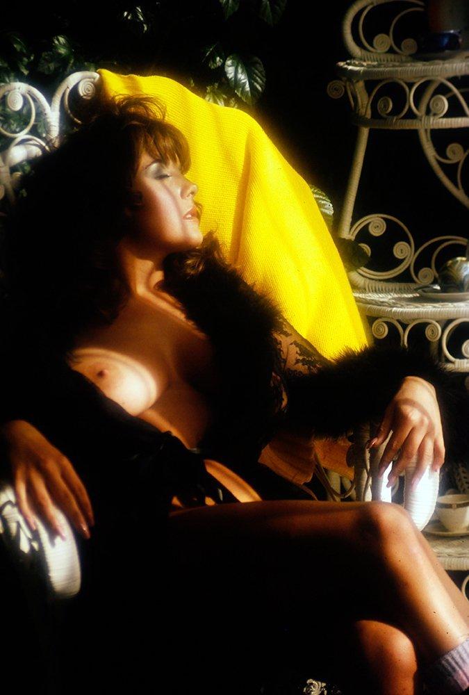 Mindy Farrar 1987 35mm By Bob Guccione