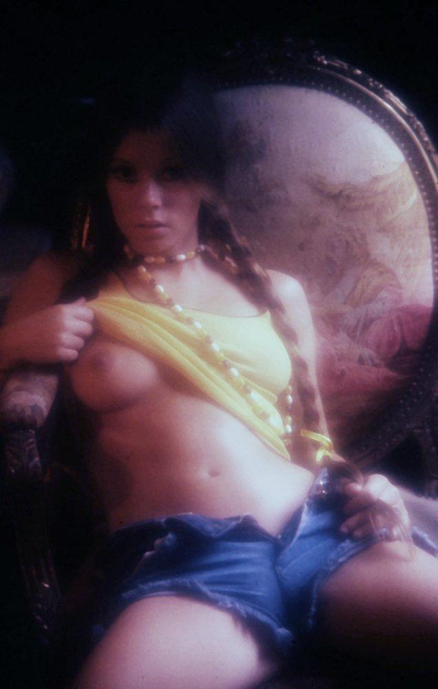 Susan Ryder 1974 35mm By Bob Guccione