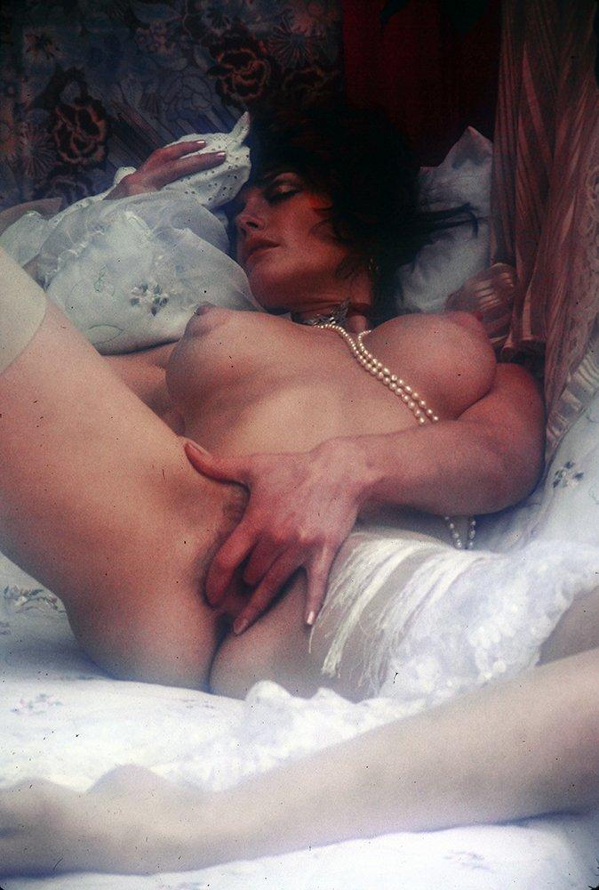 Donna Barnes 1981 35mm By Bob Guccione