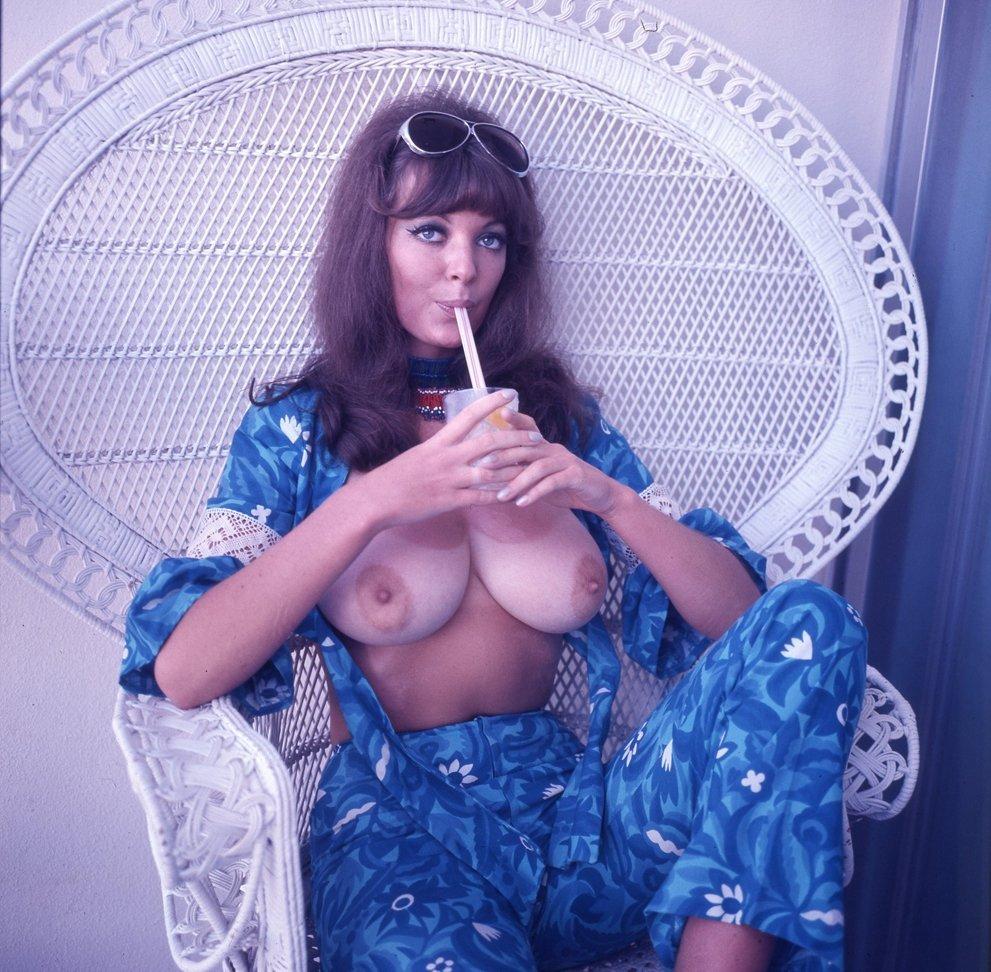 Avril Lund 1972 120mm By Bob Guccione