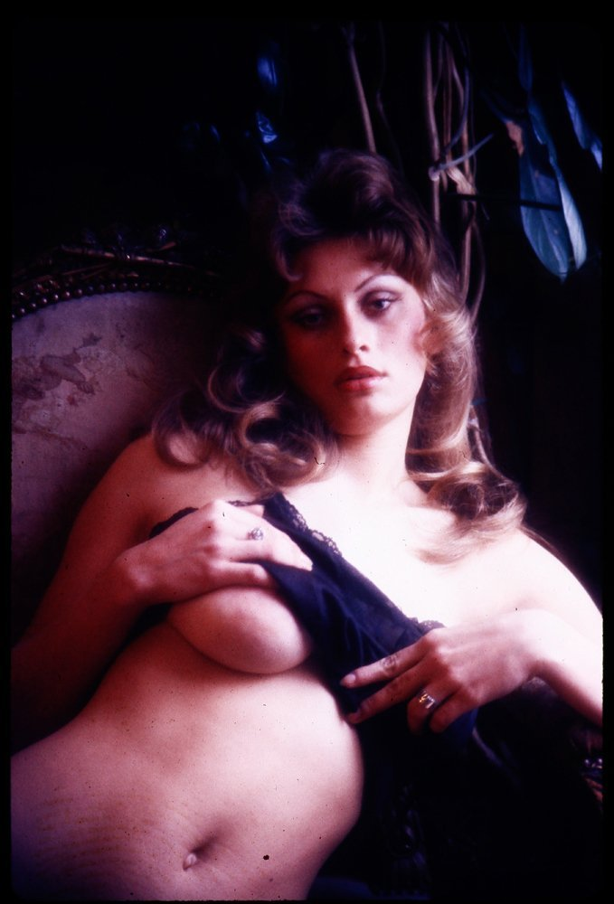 Susan Waide 1975 35mm By Bob Guccione