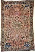 Persian Sarough Farahan Rug
