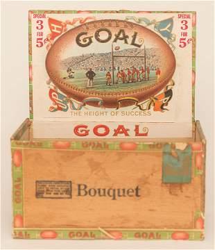 Goal Cigar Box
