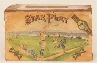Star Play Cigar Box