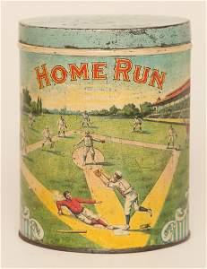 Home Run Cigar Tin