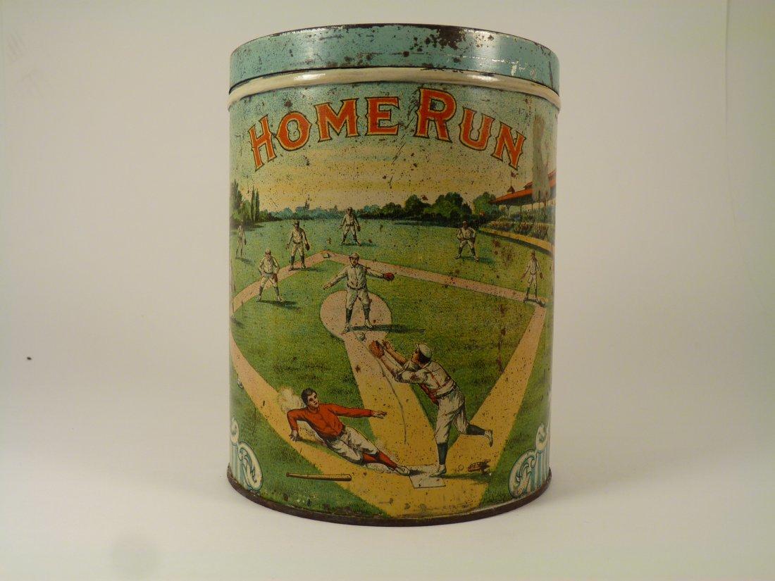 Home Run Cigar Tin - 2