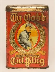 Ty Cobb Tobacco Tin