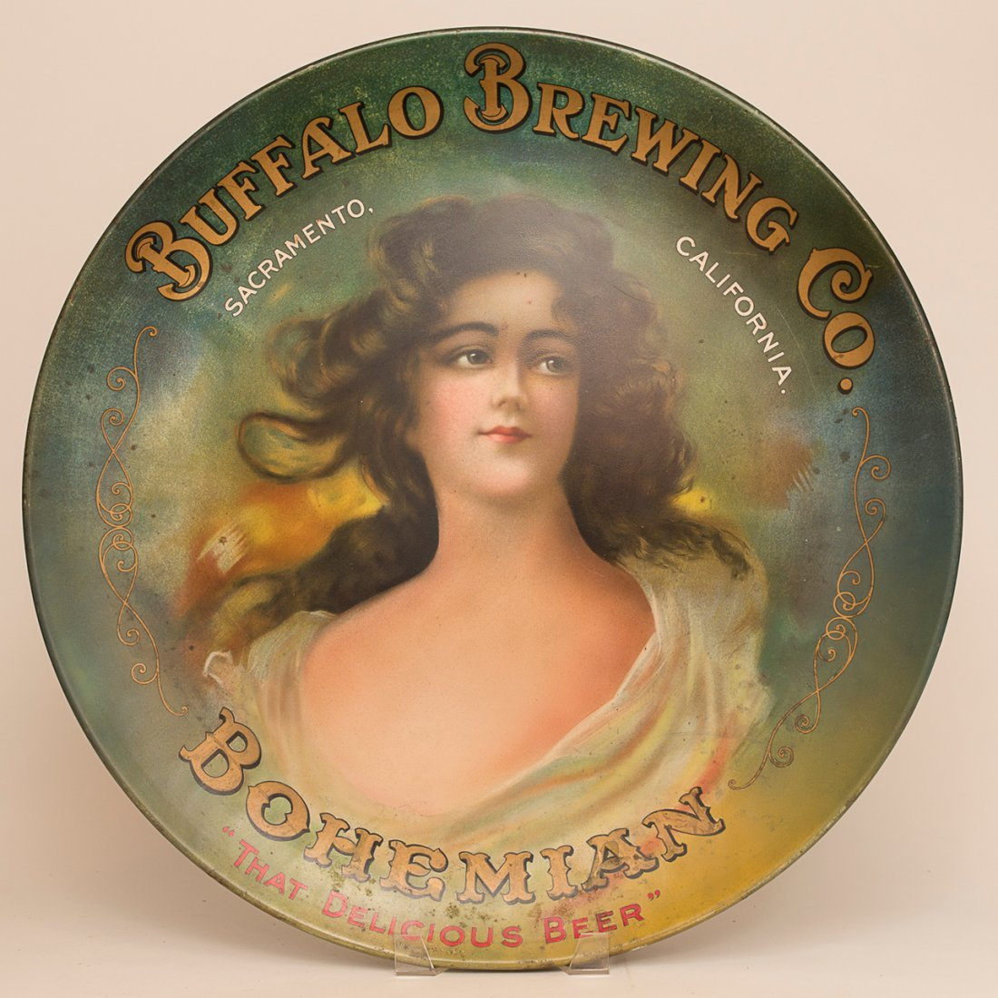 Buffalo Brewing Co. Bohemian Beer Charger