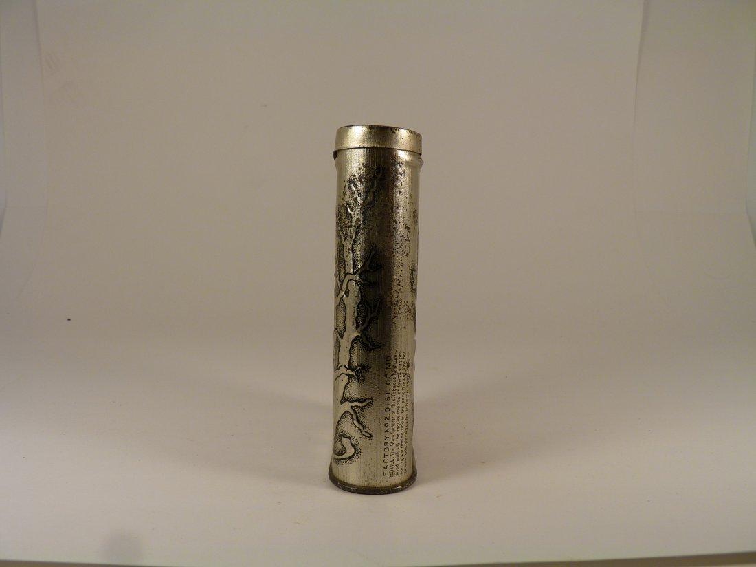 Twin Oaks Mixture Tobacco Tin - 3