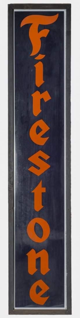 Firestone Tires Tall Sign