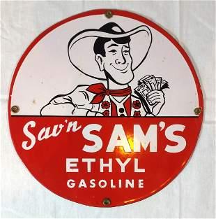 Sav'n Sam's Ethyl Gasoline PPP