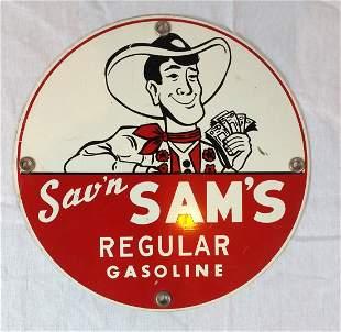 Sav'n Sam's Regular Gasoline PPP