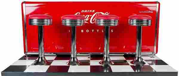 Victor 45 Coca Cola Cooler
