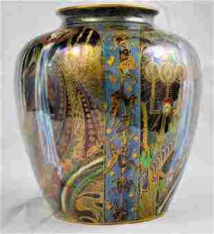 Wedgwood Fairyland Lustre Candlemas Vase