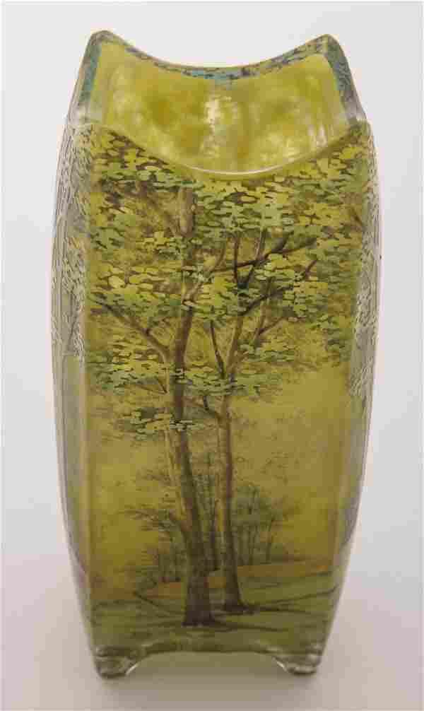 Daum Nancy Summer Vase