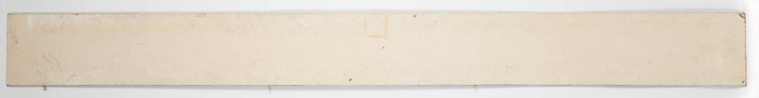 Early Der Wienerschnitzel Painted Wood Menu Board Sign - 2