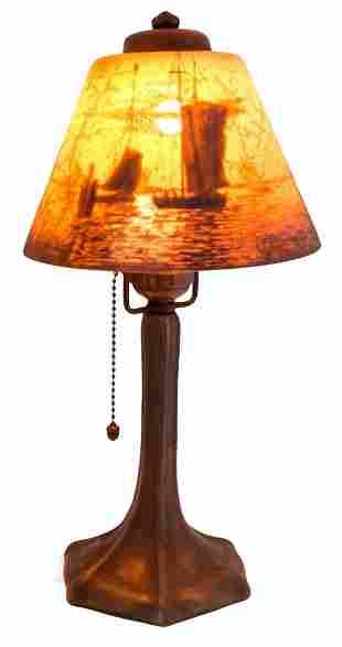Handel Boudoir Lamp #6450