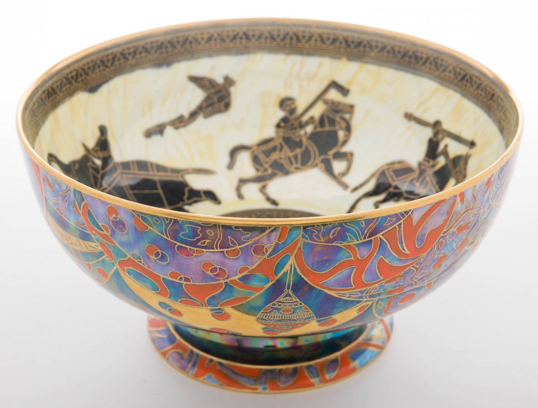 Wedgwood Fairyland Lustre Lahore Imperial Bowl