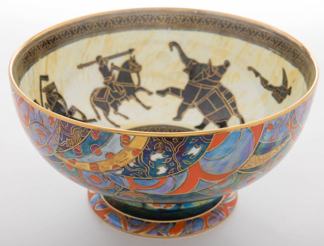 Wedgwood Fairyland Lustre Lahore Imperial Bowl - 2