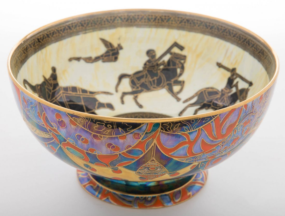Wedgwood Fairyland Lustre Lahore Imperial Bowl - 3