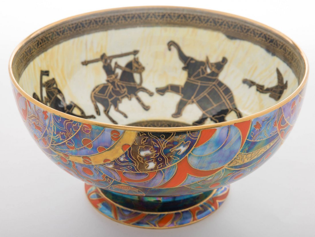 Wedgwood Fairyland Lustre Lahore Imperial Bowl - 4