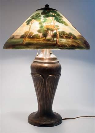 Handel Forest Landscape Table Lamp #6440