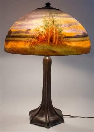 Handel Landscape Table Lamp #6961