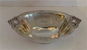 Royal Danish Sterling Silver Candy Dish Compote Bowl