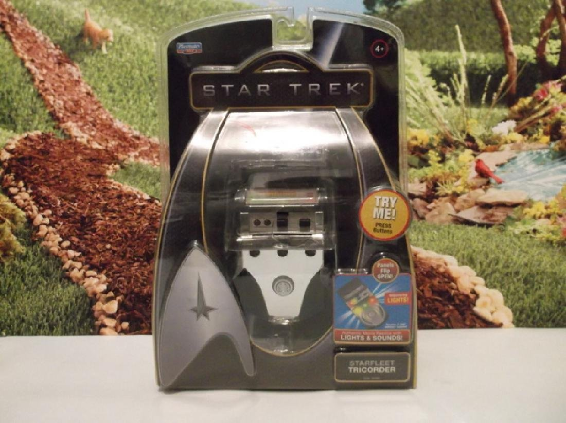 2009 Sealed Star Trek Starfleet Tricorder MOC