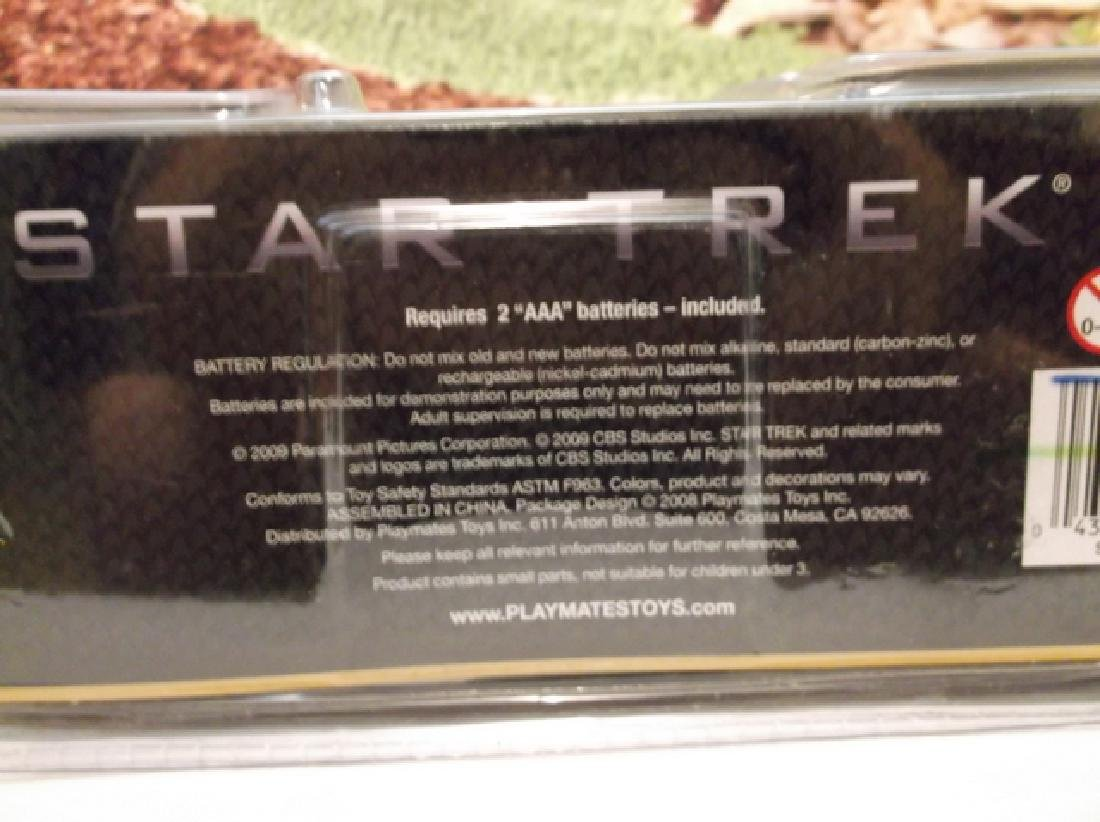 2009 Sealed Star Trek Starfleet Tricorder MOC - 6