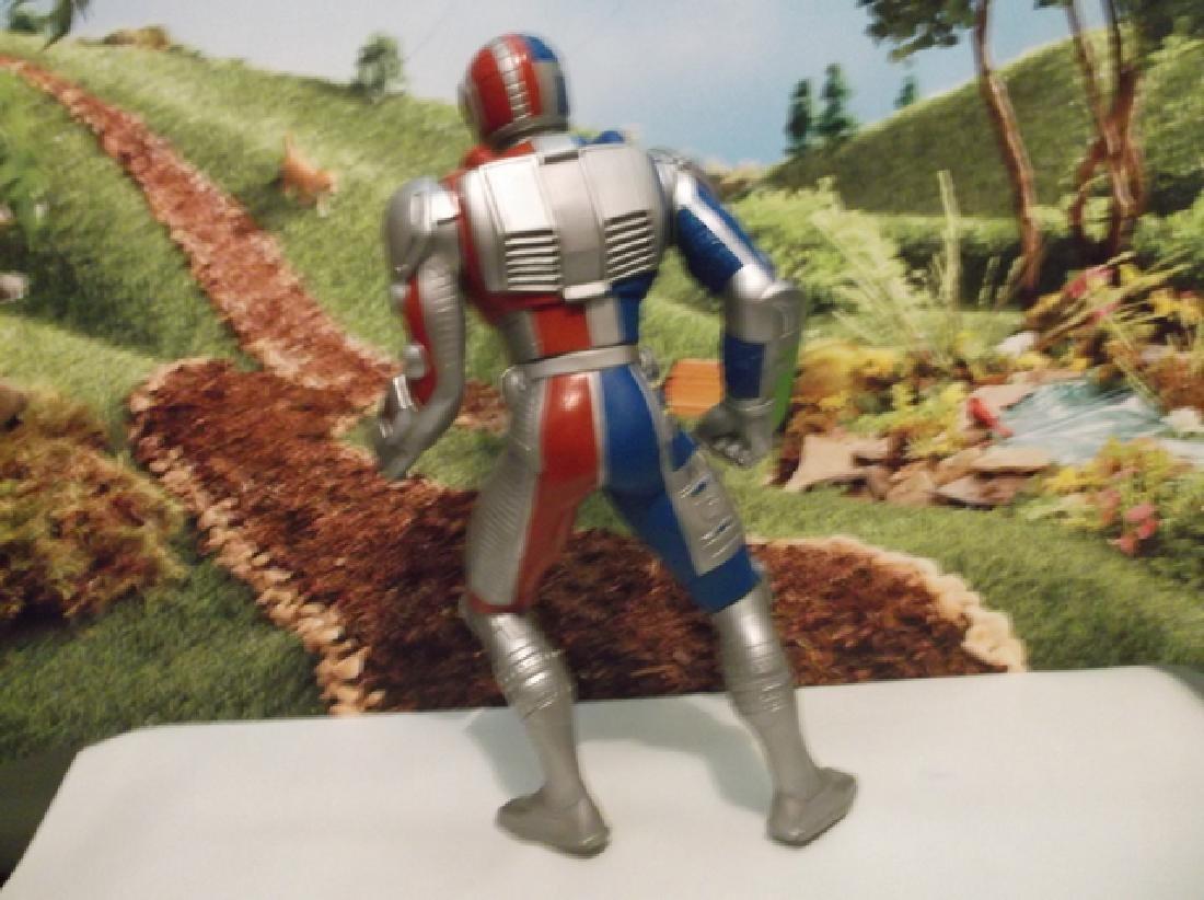 Vintage 1994 Large Saban Rubber Kenner Posable Ultraman - 4