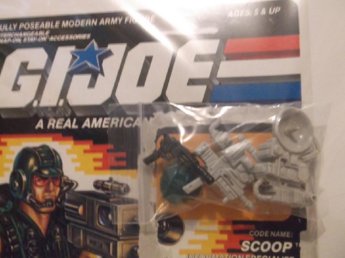 Vintage 1989 GI Joe Scoop V1 Near Complete - 4