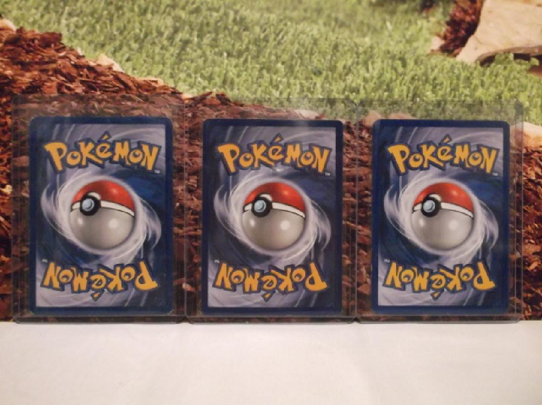 3 Vintage Pokémon Venusaur Rare Holo Cards Shadowless - 8