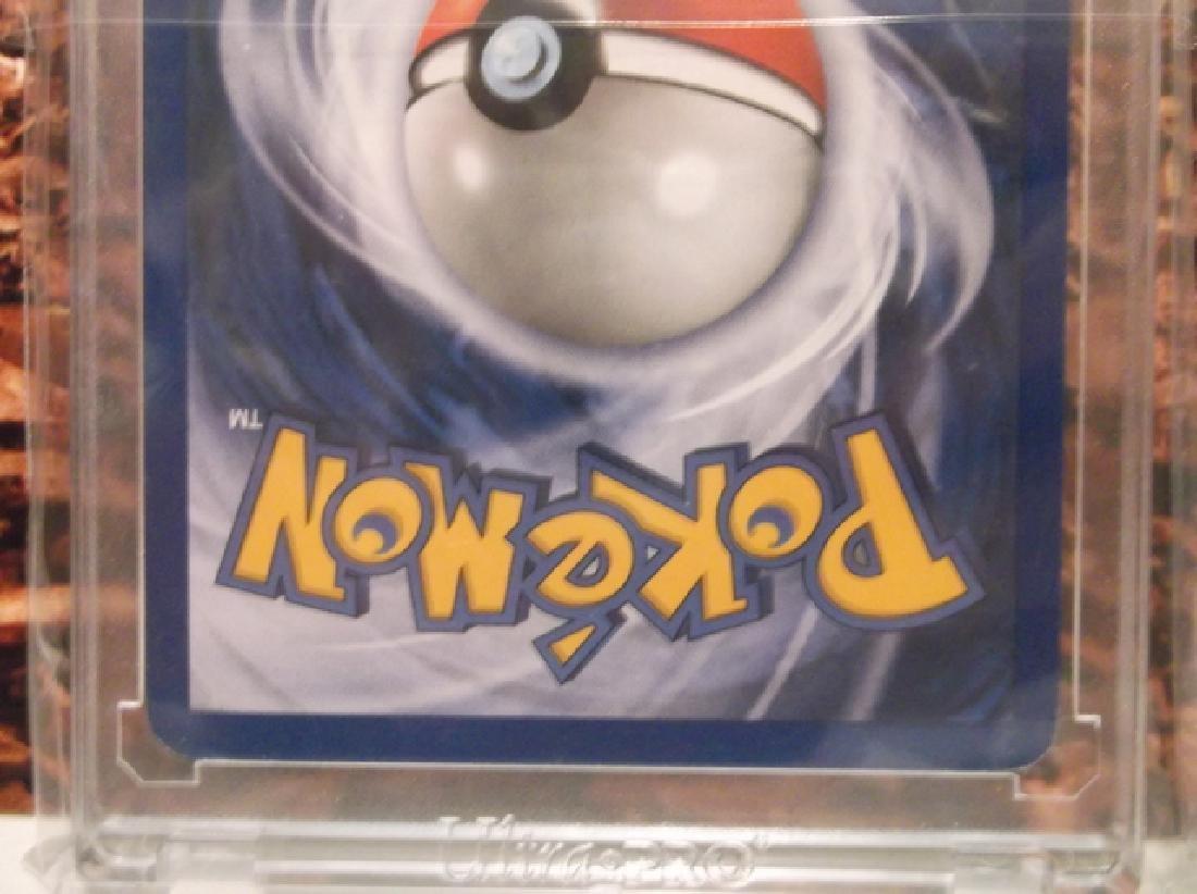 Vintage Pokémon Charizard Rare Holofoil Card 4/130 2nd - 5