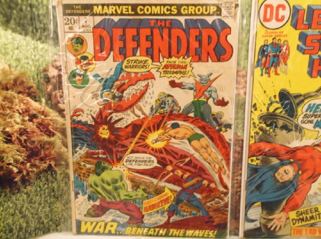 5 - 1970s DC & Marvel Batman Superman Comic Book - 2