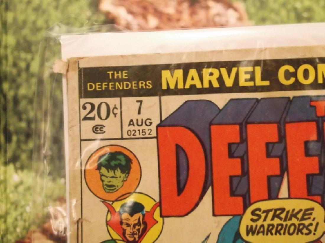 5 - 1970s DC & Marvel Batman Superman Comic Book - 7