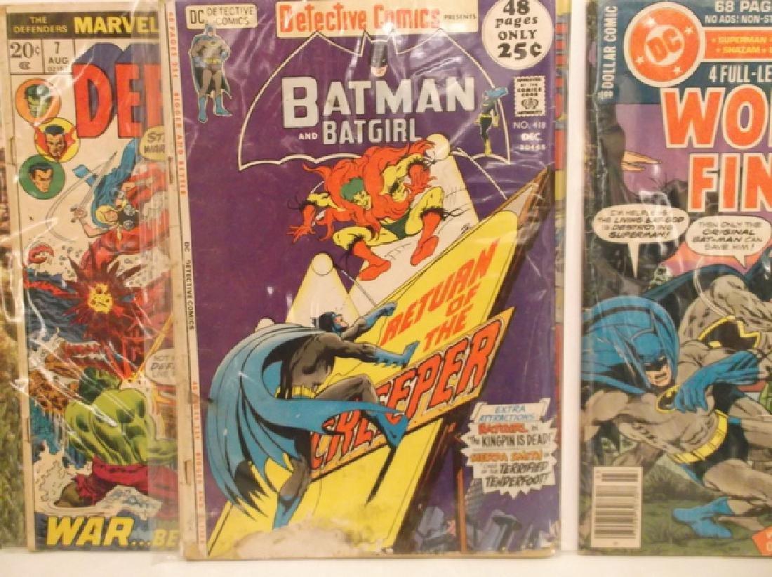 5 - 1970s DC & Marvel Batman Superman Comic Book - 8