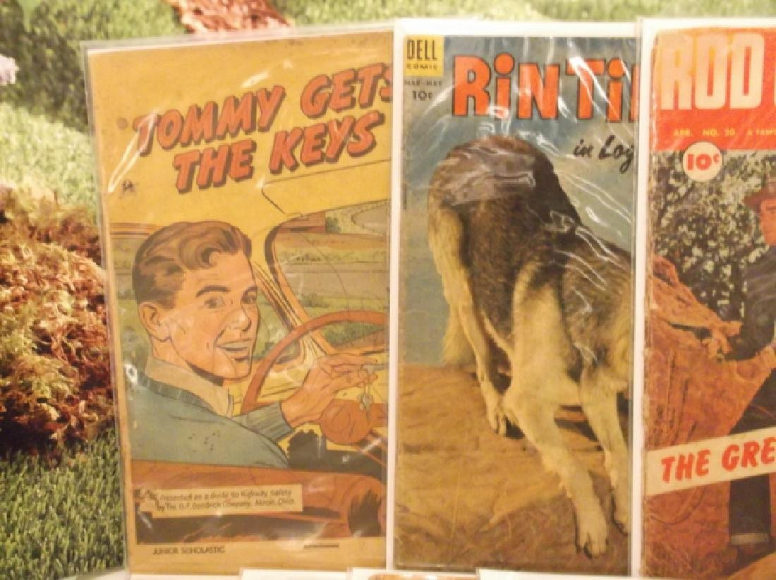 13 - ALL 1950s Golden Age DC & More Comic Book - 4