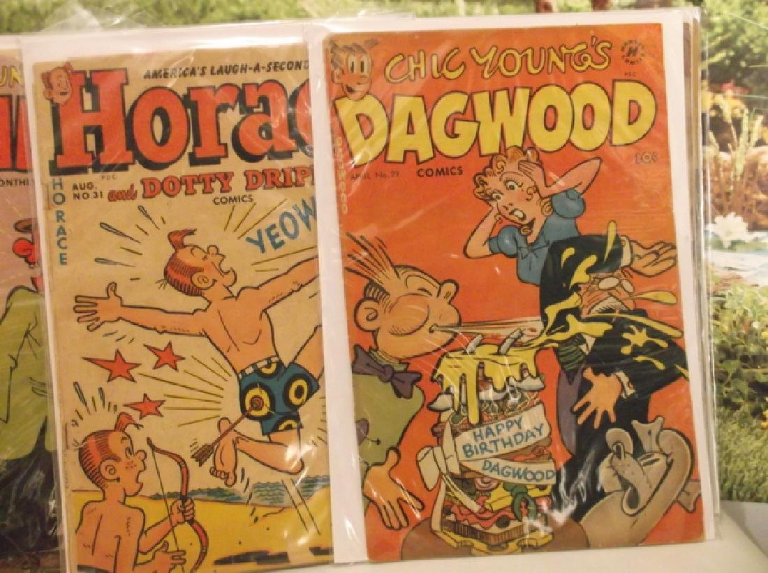 13 - ALL 1950s Golden Age DC & More Comic Book - 7