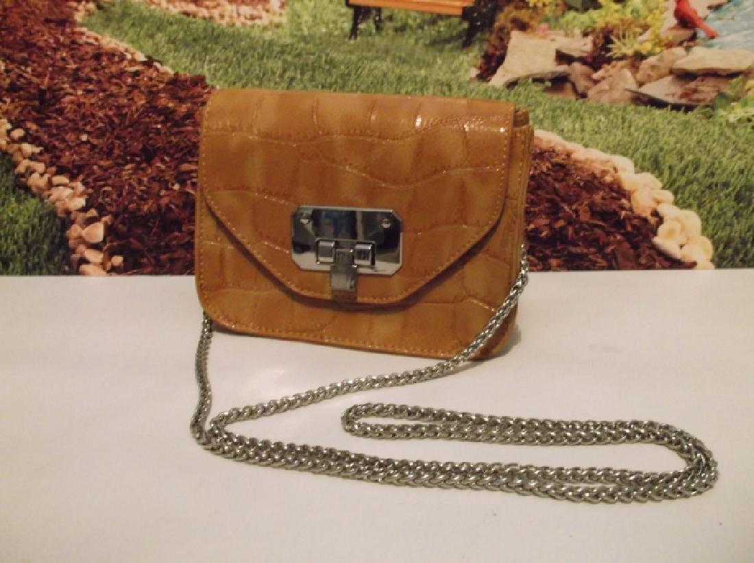 Gorgeous Big Buddha Handbag Purse 22 Inch Strap Drop