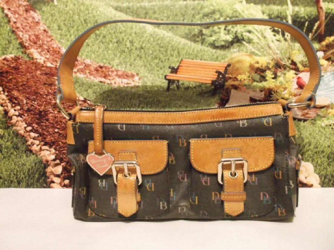 Nice Dooney & Bourke Genuine Handbag Purse