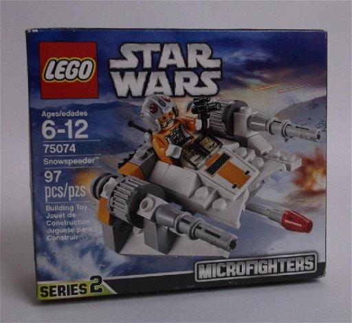 Mib Lego Star Wars Snow Speeder Set