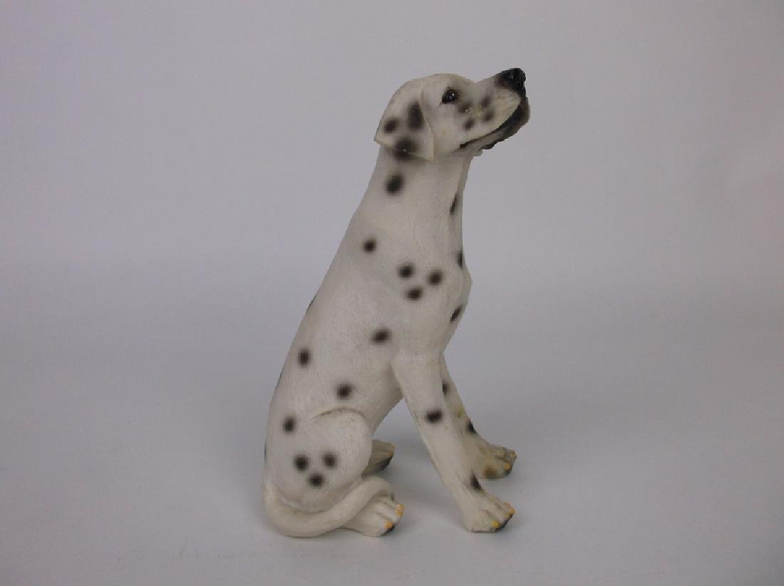 Gorgeous Dalmatian Dog Statue