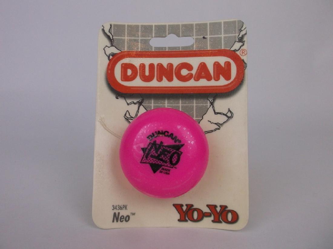 1994 Duncan Neo Yoyo Pink Sealed 3436pk