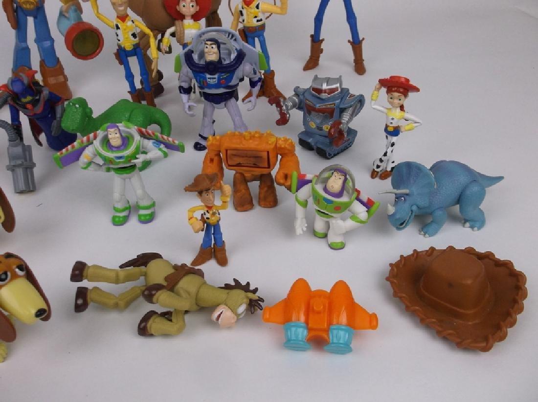 Huge Disney Toy Story Toy Figures Lot Nice - 2