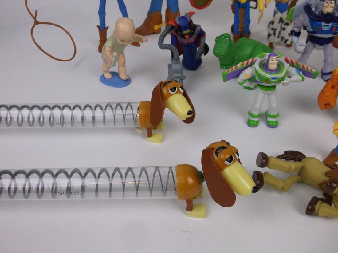 Huge Disney Toy Story Toy Figures Lot Nice - 3