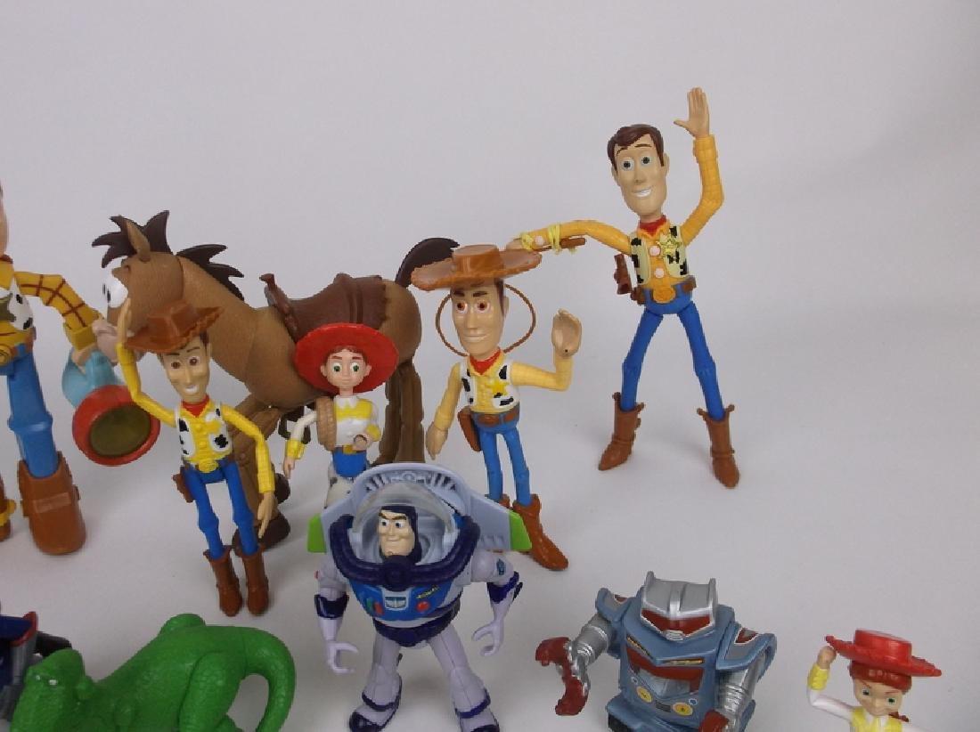Huge Disney Toy Story Toy Figures Lot Nice - 5
