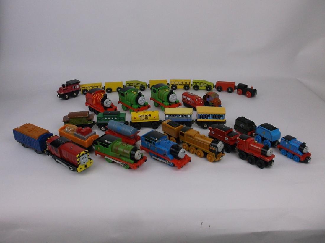 Huge Thomas the Train Tank Engine Toy Lot
